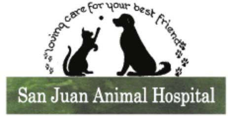 San Juan Animal Hospital logo